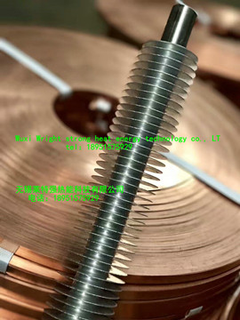 不锈钢复合铝翅片管