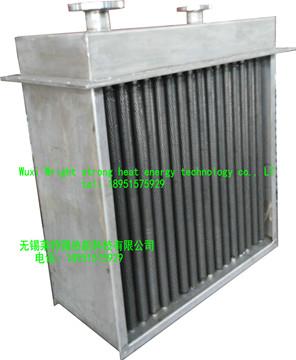 不锈钢绕片冷却器