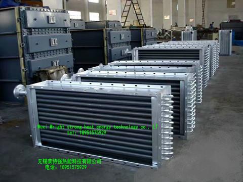 电厂空冷器、绕铝翅片散热器