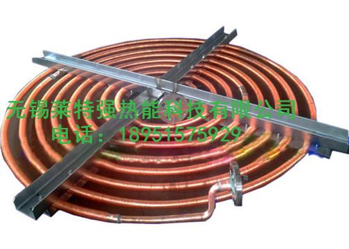 铜翅片盘管加热器
